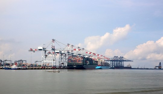 Upgrade expected at int'l port cluster hinh anh 1