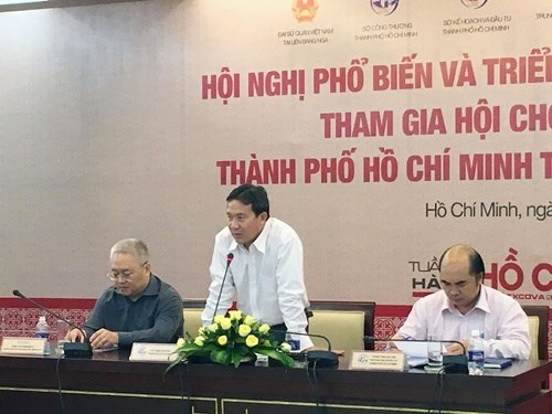 HCM City products to showcase in Russia hinh anh 1