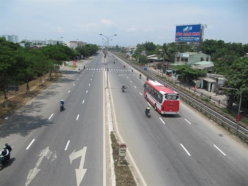 Bus rapid transit route to connect Hoi An with Da Nang hinh anh 1