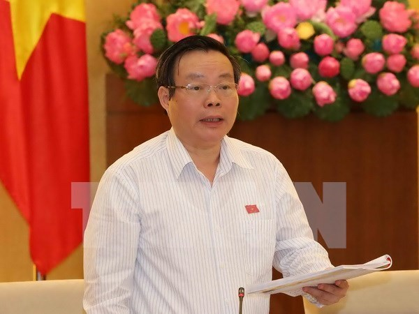 NA Economic Committee's first plenary session opens hinh anh 1
