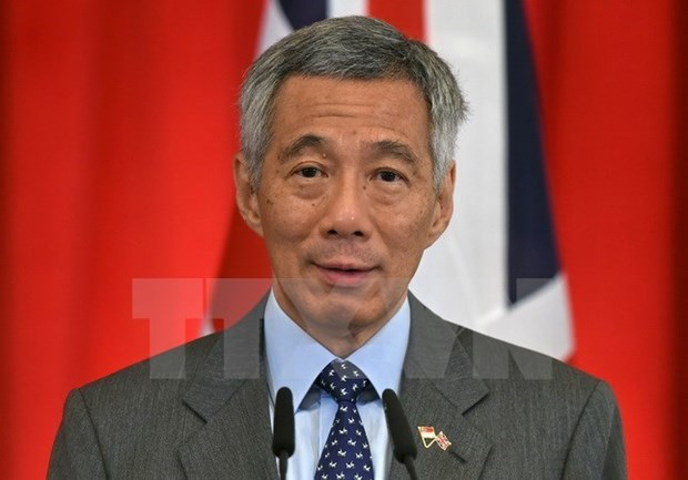 Singaporean PM to make one-week visit to the US hinh anh 1