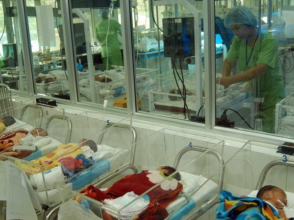 Third-child birthrate on the rise: family planning department hinh anh 1