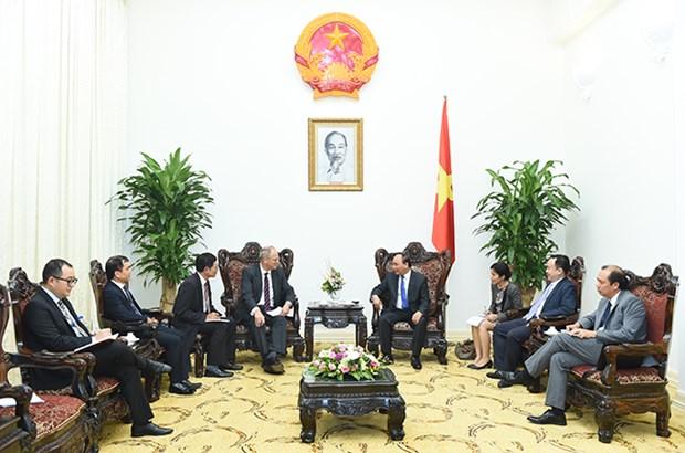 PM receives incoming German Ambassador hinh anh 1