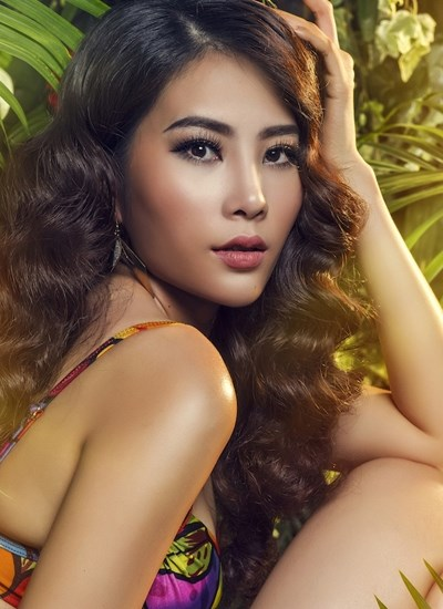Nam Em to represent Vietnam at Miss Earth 2016 hinh anh 1