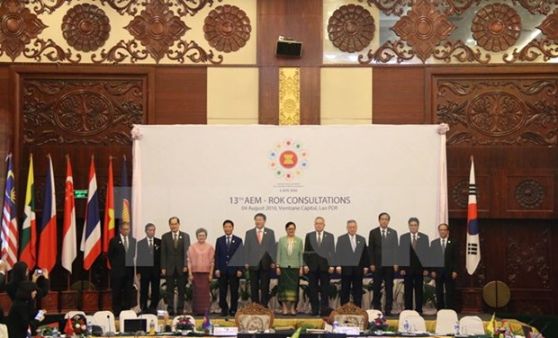 RoK hails AEC as turning point in regional economic integration hinh anh 1