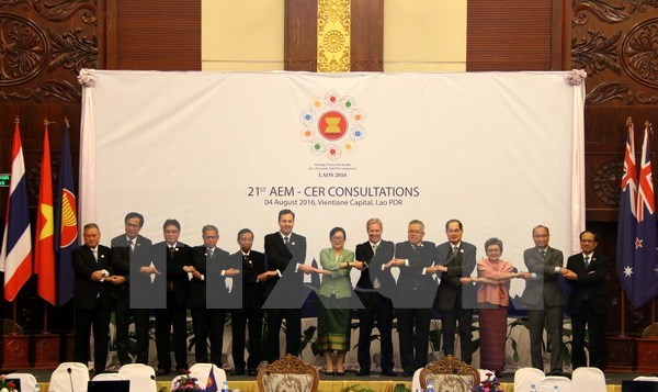 ASEAN, Australia, New Zealand talk to boost trade links hinh anh 1