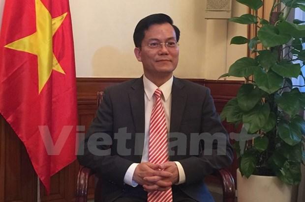 Vietnam, US convene eighth political-security dialogue hinh anh 1