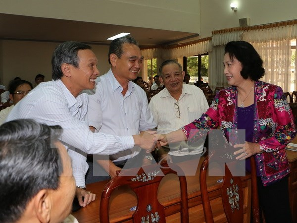 NA deputies of Can Tho vow utmost efforts to fulfill tasks hinh anh 1