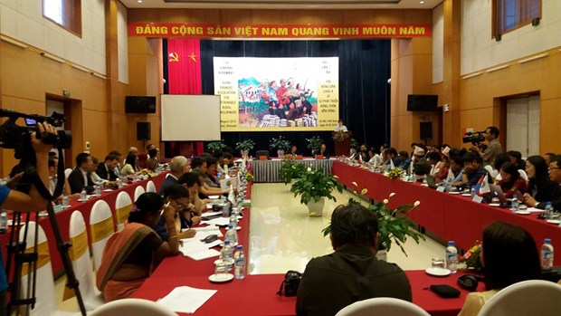 Vietnam hosts 7th general assembly of Asian Farmers' Association hinh anh 1