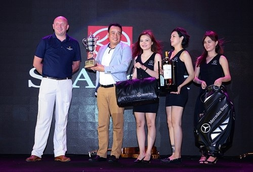 Seven Vietnamese golfers enter Asian Mercedes Trophy final hinh anh 1