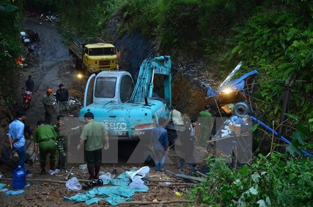 Quang Ninh: work accident kills two coal miners hinh anh 1