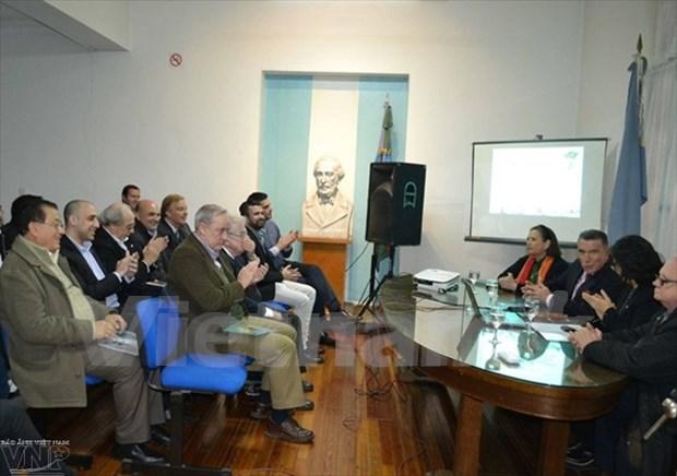Seminar promotes Vietnam – Argentina trade hinh anh 1