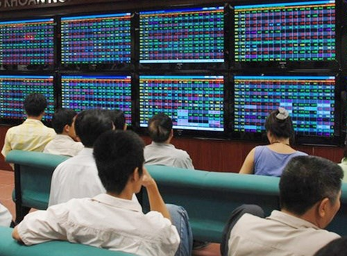 VN-Index drop below 630 points hinh anh 1