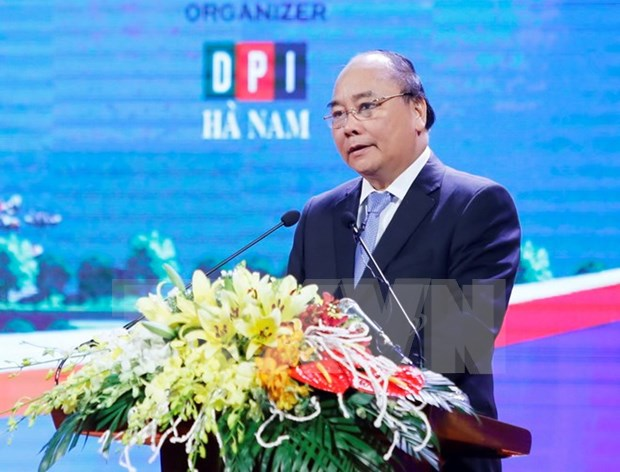 Ten enterprises commit 17 trillion VND in investment to Ha Nam hinh anh 1