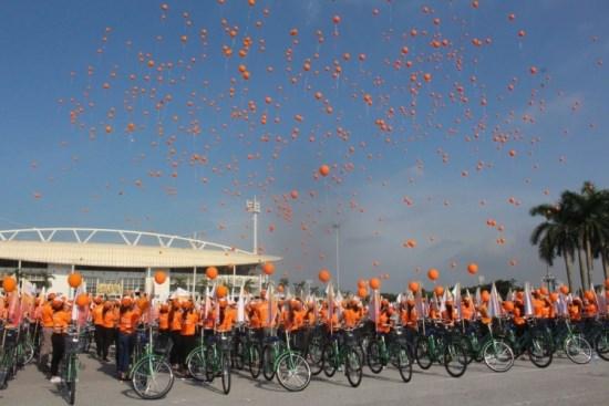 Activities mark AO Victims' Day in Hanoi, Ninh Binh hinh anh 1