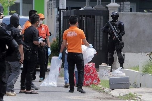 Indonesia discovers extreme militants behind Singapore plot hinh anh 1