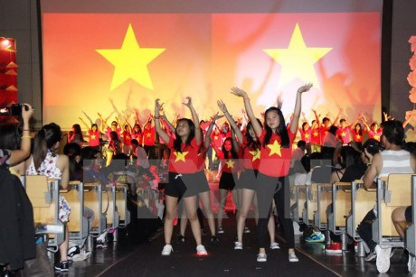 Vietnamese youths in Europe to join Paris festival hinh anh 1