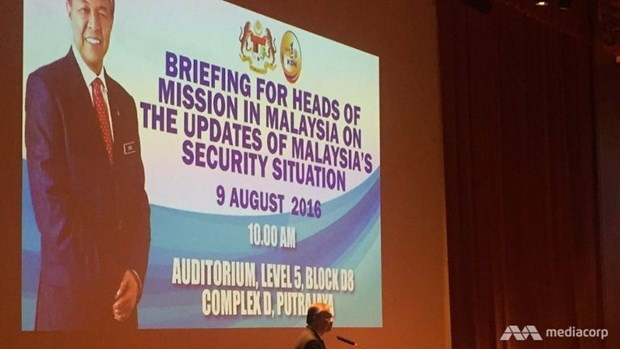 Malaysia: 230 terror suspects arrested in three years hinh anh 1