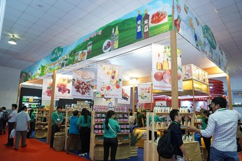 Vietfood, Beverage-ProPack exhibition in HCM City hinh anh 1