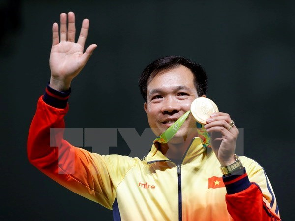 Vinh eyes second Olympic shooting medal hinh anh 1