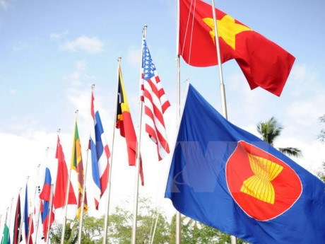 ASEAN flag hoisting ceremony held in Pakistan hinh anh 1
