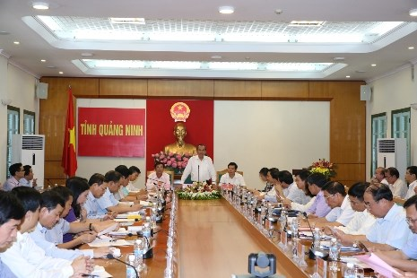Quang Ninh asked to accelerate administrative reform hinh anh 1