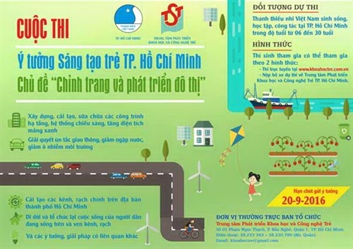 HCM City kicks off innovation contest for youth hinh anh 1