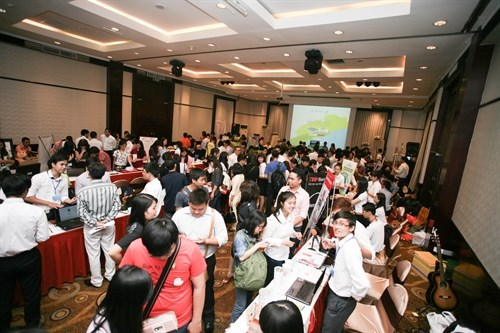 Start-up Exchange to be held in HCM City hinh anh 1
