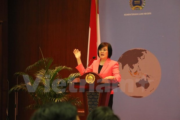 Vietnam shares TPP experience with Indonesia hinh anh 1