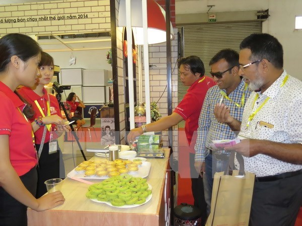 Vietfood & Beverage - ProPack exhibition 2016 draws 420 firms hinh anh 1