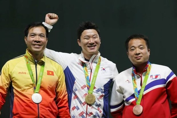 Vinh brings Vietnam second medal in Rio Olympics hinh anh 1