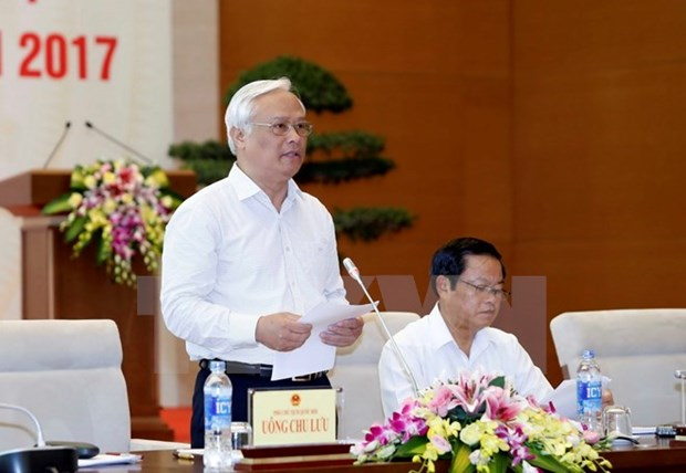Law and ordinance making programmes implemented hinh anh 1