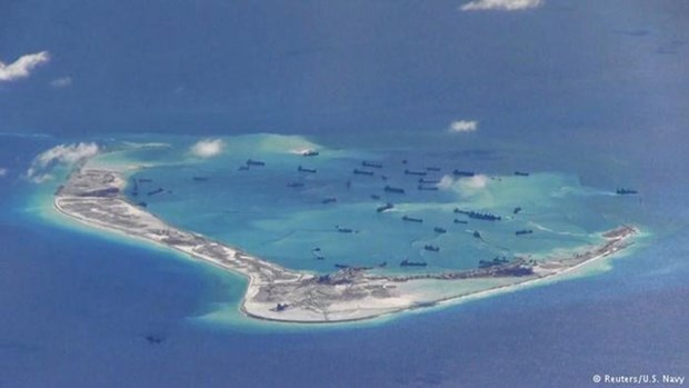 Organisation in France calls for China's respect for East Sea ruling hinh anh 1