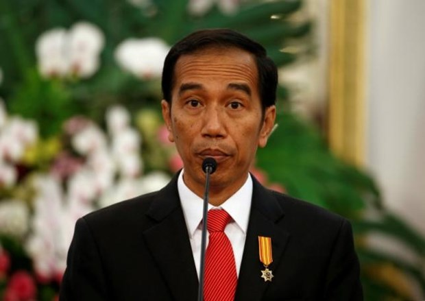 Indonesian president orders probe into police role in trafficking drug hinh anh 1