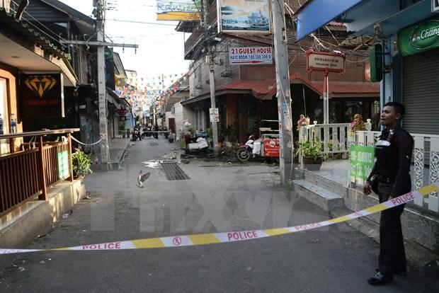 Thailand: Bombings in Hua Hin kill two, injure many hinh anh 1