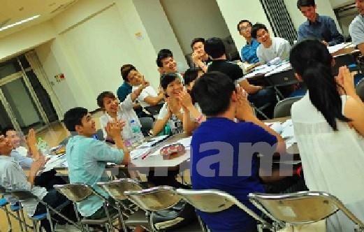 Programme helps Vietnamese students seek jobs in Japan hinh anh 1