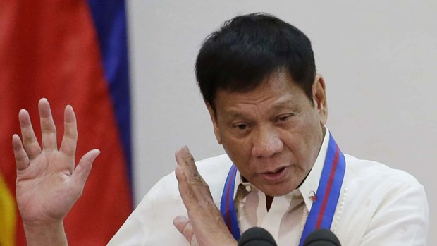 Philippines increases budget to combat crime hinh anh 1
