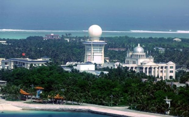 100 domestic, foreign scholars to discuss East Sea issue hinh anh 1