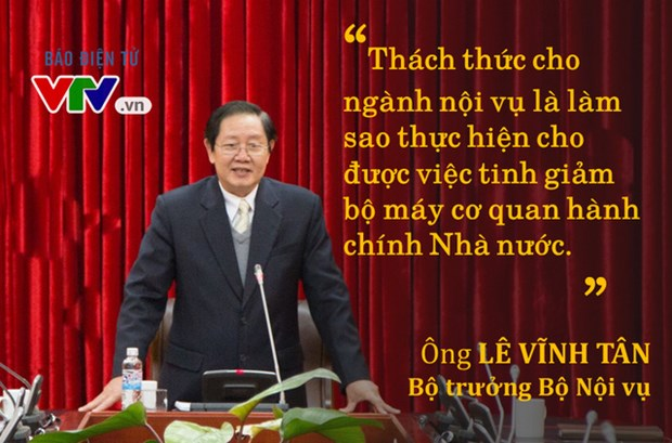 Administrative reform key to Government of integrity: minister hinh anh 1