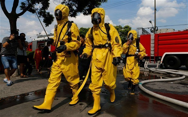 Malaysia: two die in chemical plant ammonia leak hinh anh 1