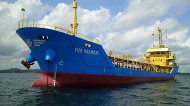 Oil tanker hijacked off Malaysia hinh anh 1