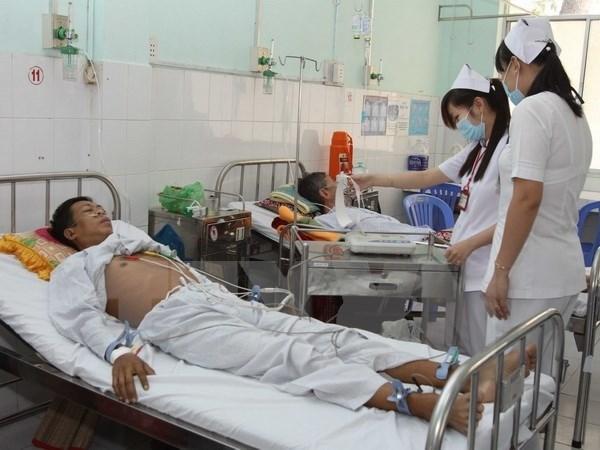 Mekong Delta faces urgent lack of doctors hinh anh 1