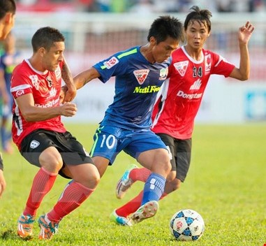 Thai referee to supervise V.League match hinh anh 1