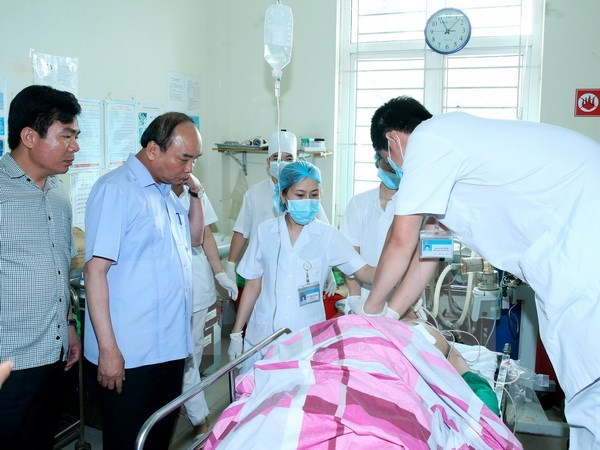 PM directs shooting investigation in Yen Bai hinh anh 1