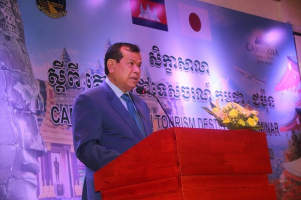 Japan to open direct air route to Cambodia in early September hinh anh 1