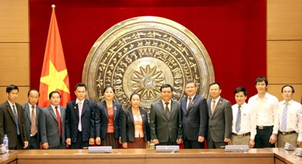 Vietnam, Laos share experience in People's Councils activities hinh anh 1