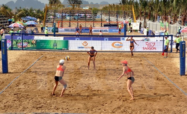 42 countries send athletes to Asian Beach Games hinh anh 1