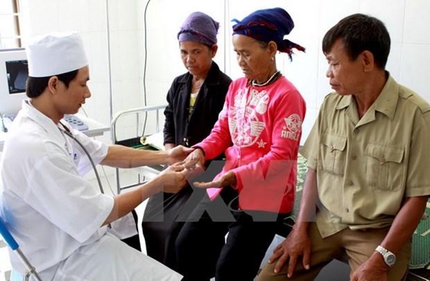 Management in hospitals important: minister hinh anh 1
