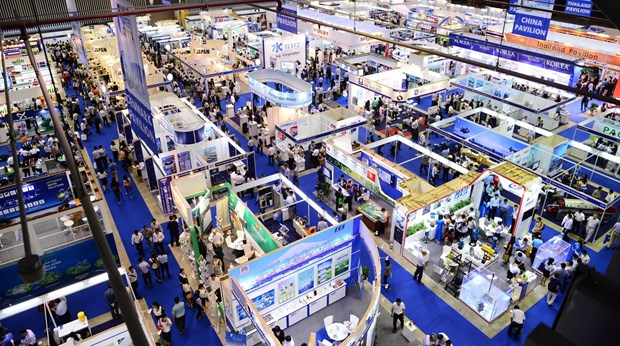 Int'l water, energy expo to open in HCM City hinh anh 1