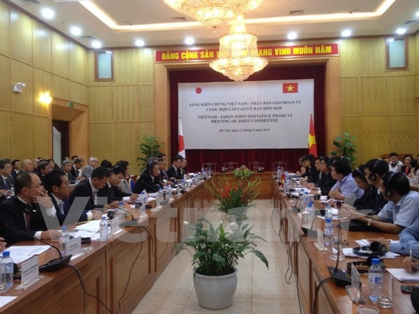 Vietnam-Japan Joint Initiative helps improve investment climate hinh anh 1